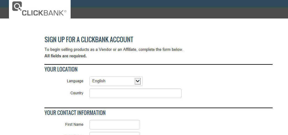 how to use clickbank step by step